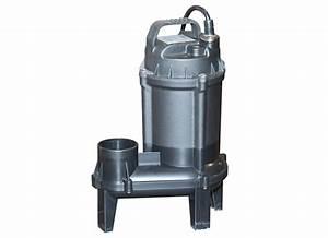 Submersible Pump 1  2hp 230v