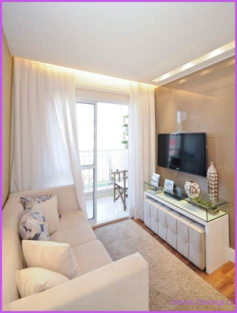 How To Decorate A Small Living Room Apartment