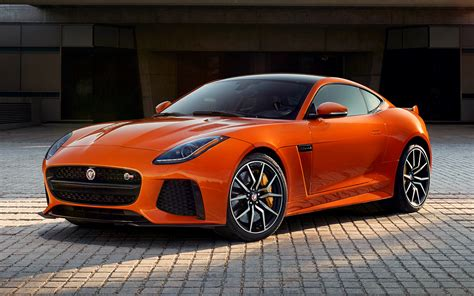 jaguar  type svr coupe  wallpapers  hd