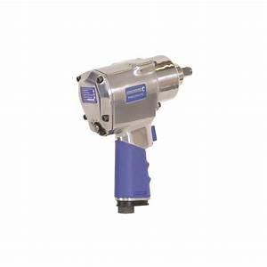 Air Impact Gun Alloy 1  2 U0026quot  Square Drive