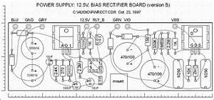 80w Tube Monoblock Amplifier Circuit Diagram World
