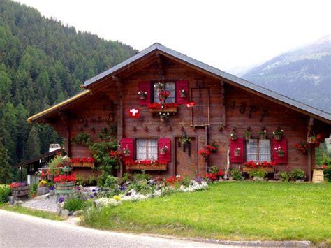 le confort et la beaut 233 du chalet suisse en photos archzine fr