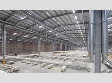 Construction completed on Amazon's iPort facility Post