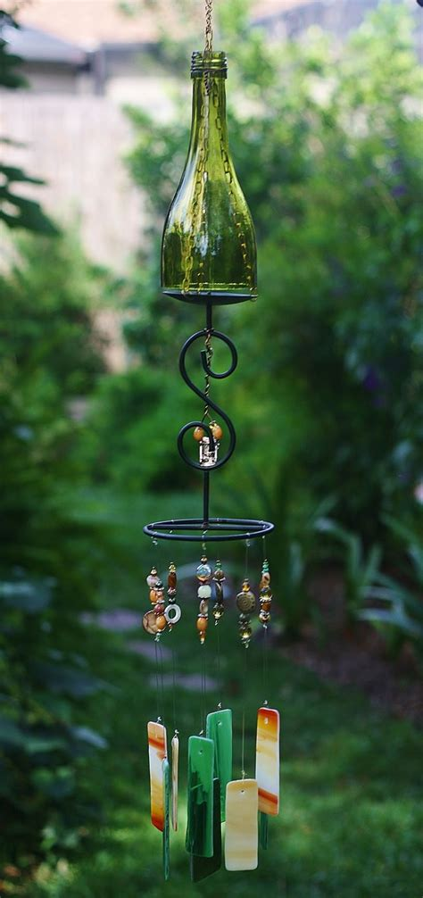 unique wind chimes 389 best images about stained glass for the garden on 3062