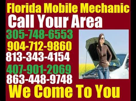 mobile auto mechanic florida pre purchase foreign car