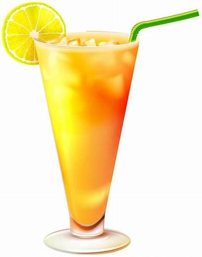 Cocktail Orange Clip Clipart Drinks Transparent Yopriceville