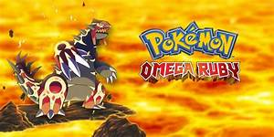 Pokémon Omega Ruby | Nintendo 3DS | Games | Nintendo