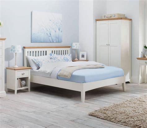 bentley designs hampstead  tone ivory oak bedroom