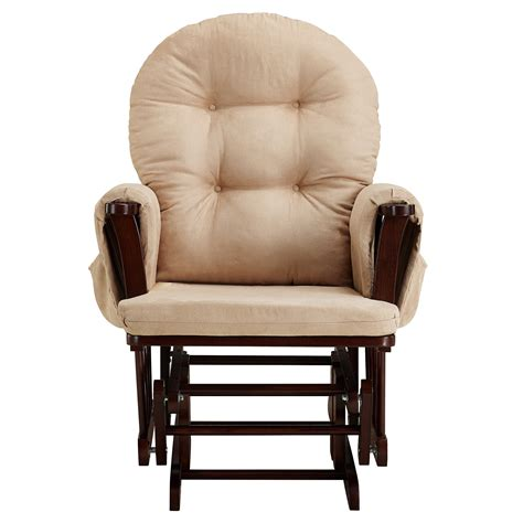 glider rocker and ottoman baby relax harbour glider rocker and ottoman set beige