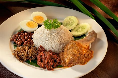 nasi lemak a national soul of malaysian cuisine living