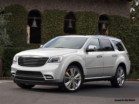 Chrysler Aspen 2014