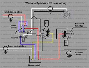 Spectrum Gt Bass Wiring Diagram
