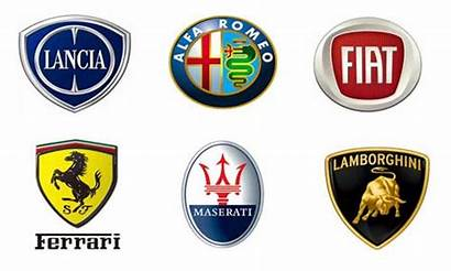 Italian Brands Manufacturers Logos Italy Cars Famous