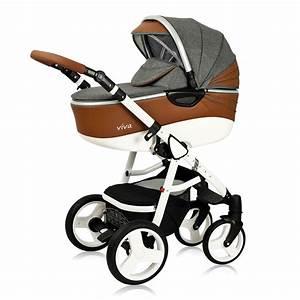 Kombi Kinderwagen 2 In 1 : breva viva kombi kinderwagen 3 in 1 mit babyschale ~ Jslefanu.com Haus und Dekorationen