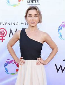 OLESYA RULIN at Los Angeles LGBT Center's An Evening with ...