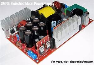 Smps  Basics  U0026 Working Of Switched Mode Power Supply