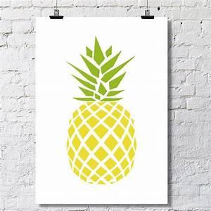 les 25 meilleures idees concernant ananas dessin sur With affiche chambre bébé avec bouquet fleurs et fruits