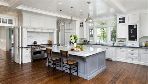 grey island kitchen traditional with gray kitchen island