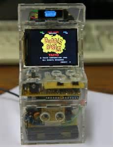 diy pocket sized raspberry pi micro arcade machine