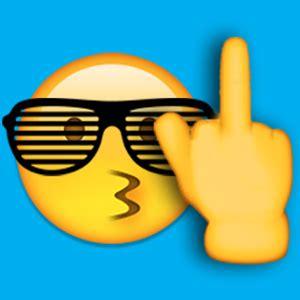 middle finger emoji iphone new emoji keyboard middle finger emojis