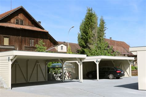 Carports Holz  Uninorm Technic Ag