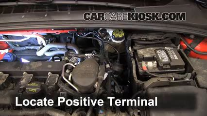 batterie ford focus how to jumpstart a 2012 2017 ford focus 2012 ford focus se 2 0l 4 cyl sedan