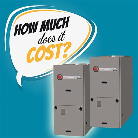 how much does it cost to install a new gas furnace
