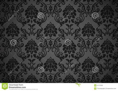 papier peint baroque fonc 233 photographie stock image