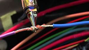 Automobile Harness And Wire Repair  How To Solder And