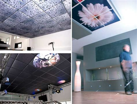 dalle plafond et baffles acoustiques suspendues materic panneau et faux plafond acoustique