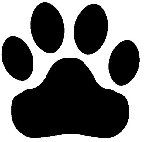 Paw Print Graphics - Cliparts.co
