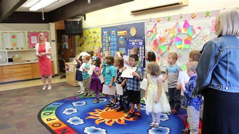 what to say at a preschool graduation the best preschool 840 | maxresdefault