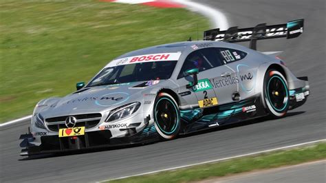 Boo! Mercedes has pulled out of DTM | Top Gear