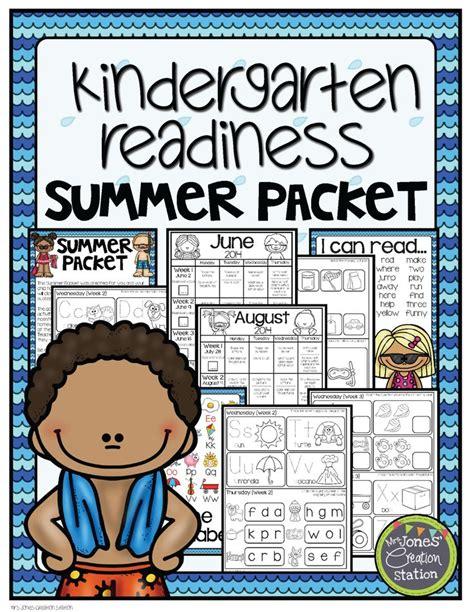 kindergarten readiness summer packet mrs jones 895   227fbe07cd1fe03a0044564dbc73af0e