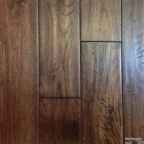 Estate Hickory Solid Hardwood 5 in. Hickory   Canyon Creek
