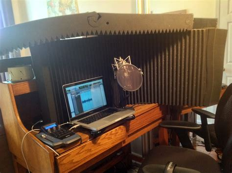 Home Recording Vs Studio by Home Studio Setup With Andrew The Audio Scientist Part 2