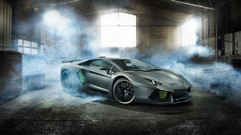 2014 Hamann Lamborghini Aventador Wallpapers