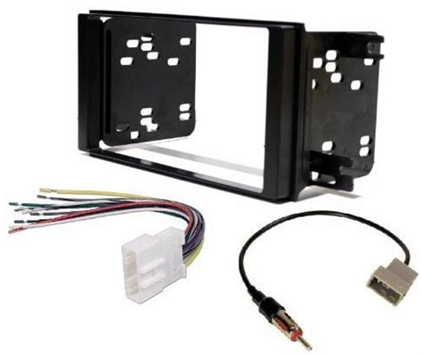Subaru Forester Stereo Wiring Harnes by Subaru Forester Impreza Aftermarket Din Radio