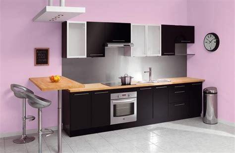 cuisine noir laqué cuisine noir laque brico depot