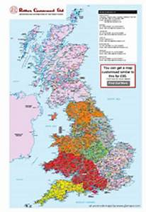 Road Map Image For Powerpoint Sample Uk Postcode Pdf Maps