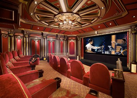 selecting   screen   home theater home