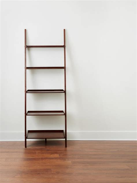 5 Ways To Use A Ladder Shelf  Hgtv