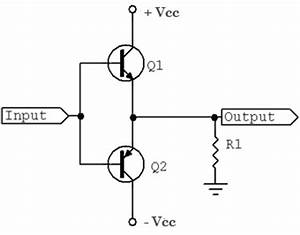 theory With pull pull amplifier