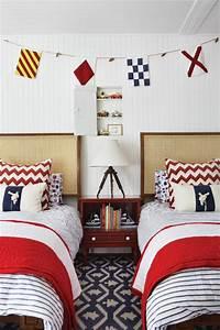 Darling Boys' Nautical Bedroom Design - Simplified Bee
