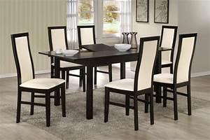 Chaise Table A Manger : table a manger et chaises ~ Teatrodelosmanantiales.com Idées de Décoration