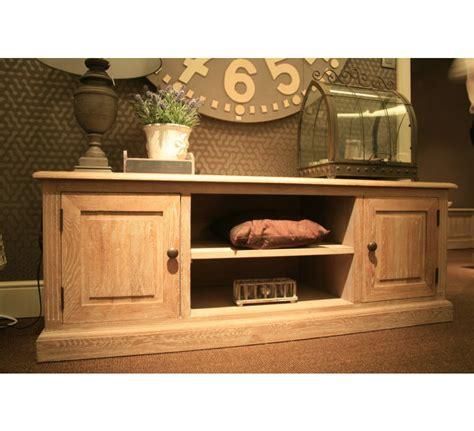 canapé cuir mobilier de meuble tele chene massif 3623