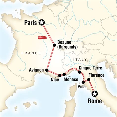 france  italy adventure  pursuit  travel
