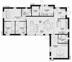 hd wallpapers plan maison moderne france - Plan Maison Contemporaine En L