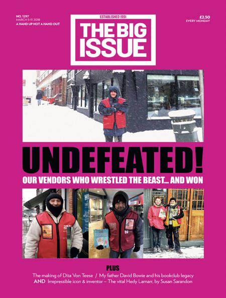 big issue    magazines