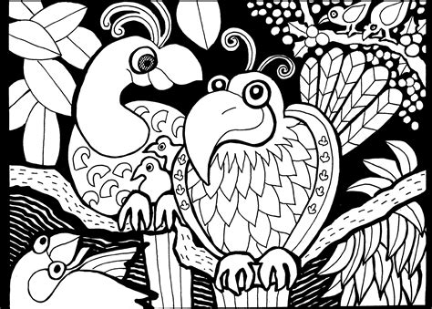 disegni da colo africa coloring pages to and print for free